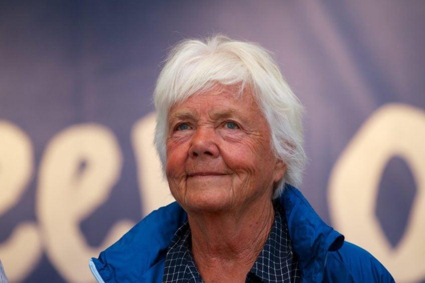 Astrid Nøklebye Heiberg Hederssentior 2007