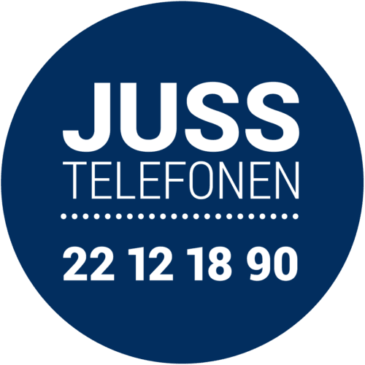 JUSS telefonen logo