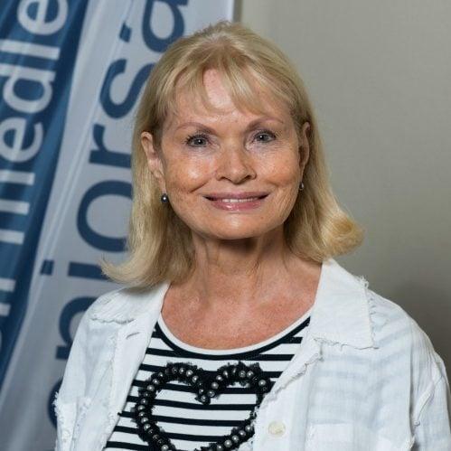 Eva Henschien Administrasjonssekretær i Seniorsaken