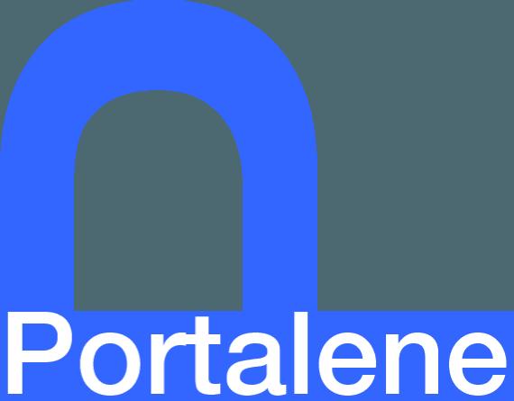 Portalene logo - samarbeidspartner