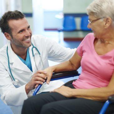 Pasientrettigheter en av Seniorsakens merkesaker innen Helse og omsorg
