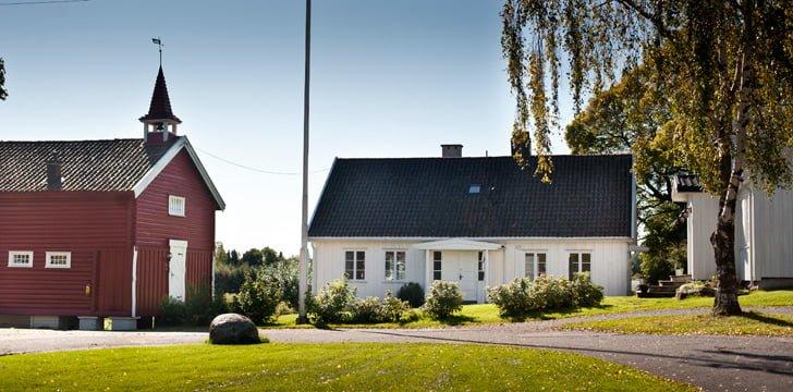 Gjønnes gård, Bærum