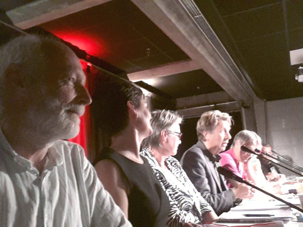 Paneldebatt Stavanger 20. august 2015