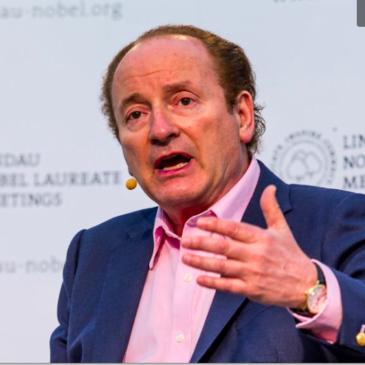 Nobelprisvinner Robert C. Merton foreleser om seniorøkonomi i Oslo 9.oktober