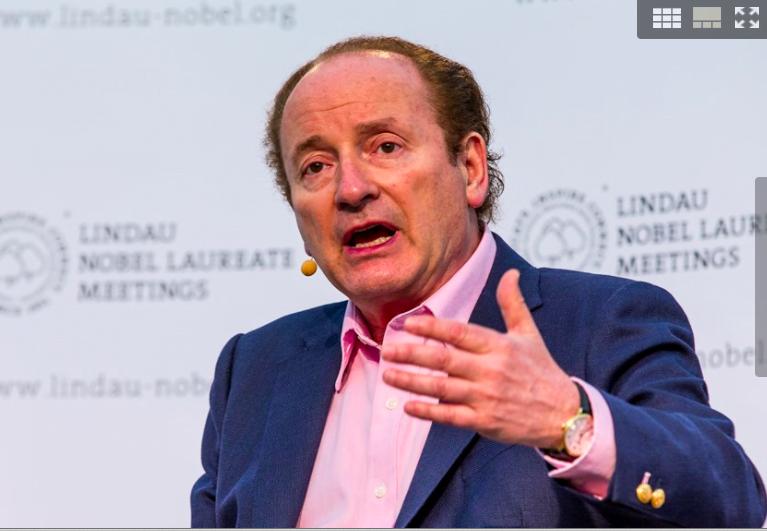 Seniorsaken støtter: Nobelprisvinner Robert C. Merton foreleser om seniorøkonomi i Oslo 9.oktober