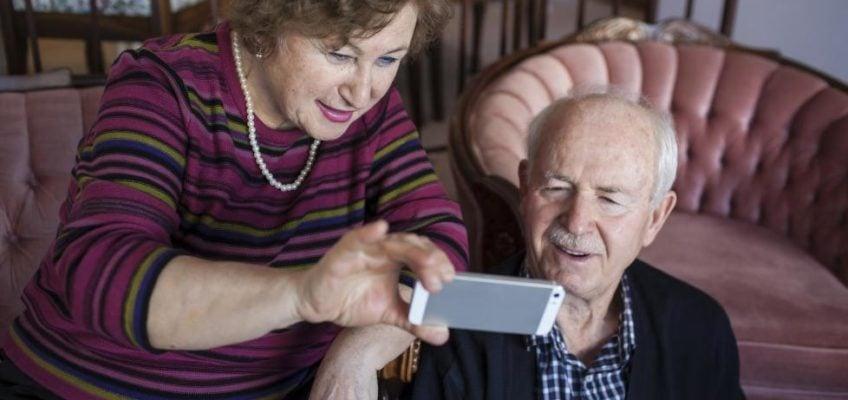 «En superenkel mobiltelefon til bestemor»