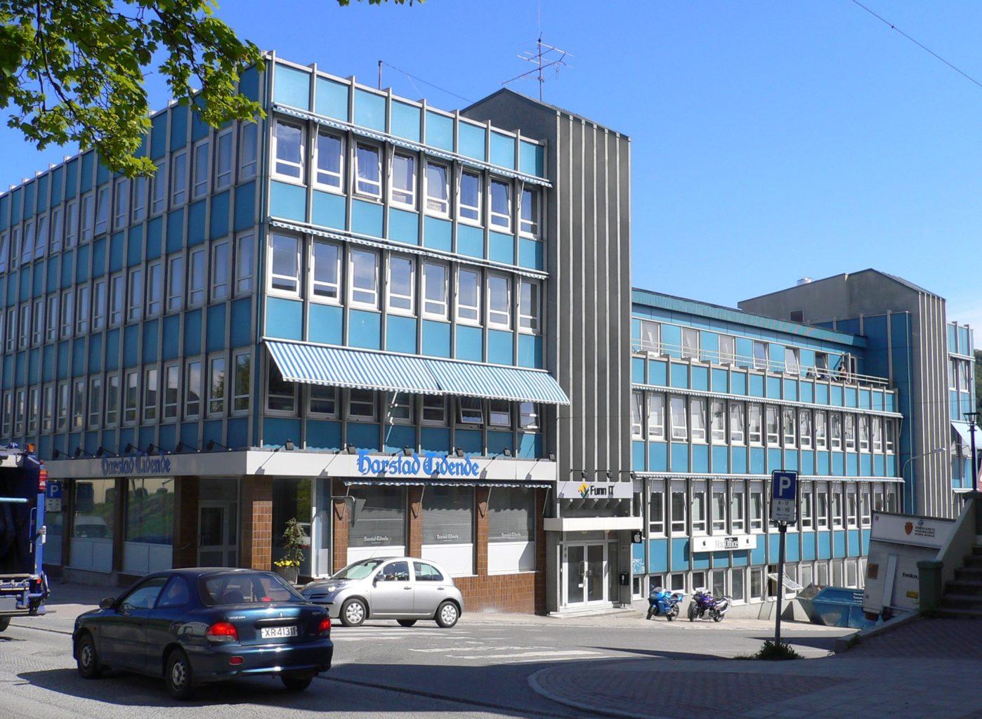 Harstad Tidende Foto: Wikipedia