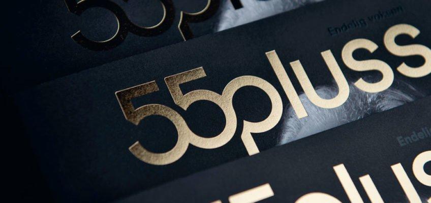 55pluss – nytt magasin for dem som husker sin første LP-plate