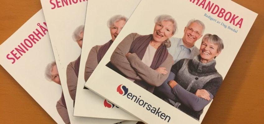 Kjøp Seniorhåndboka nå!