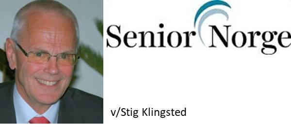 Stig Klingstedt - Senior Norge