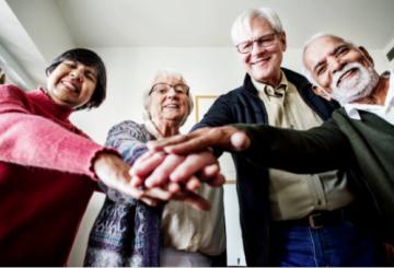 Senior Norge Rogaland gjorde eldreopprør mot nedleggelse av eldresentre Ukebrev 3/2021